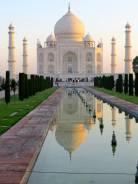 Taj Mahal, Agra, India. 2014