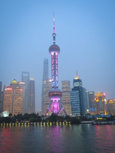 Shanghai, China. 2015