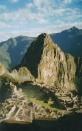 Machu Picchu, Peru. 2004