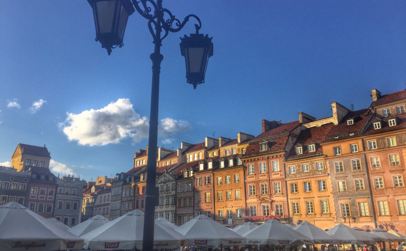 Winding down in Warsaw