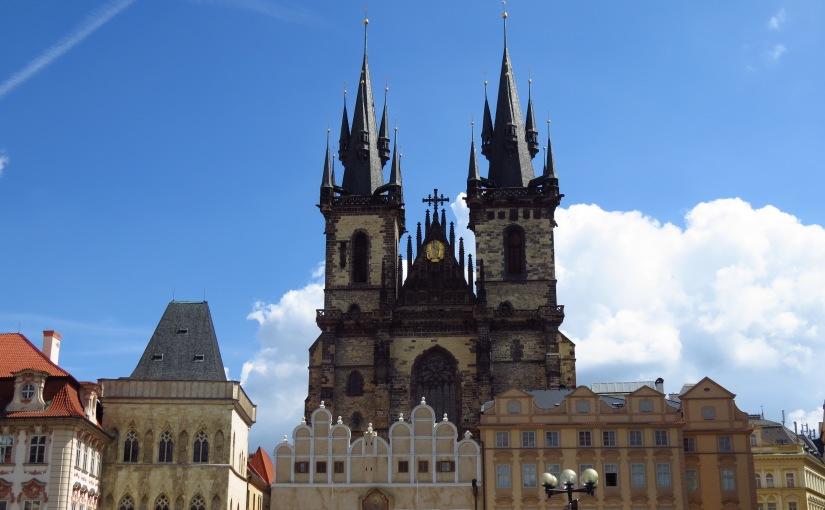 So Pretty, Prague