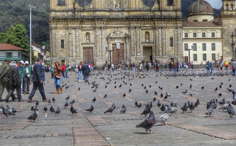 Being Brave in Bogota