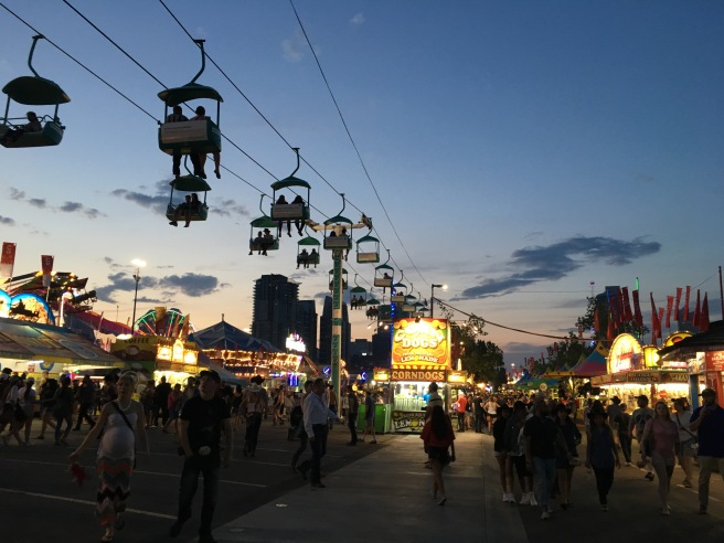 Night on the Midway